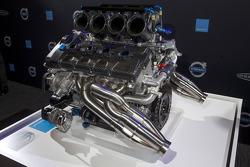 Volvo lança o seu motor V8 para ser usado nos carros da V8 Supercars em 2014