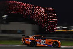 #90 Nova Race Ginetta G50 GT4: Luca Magnoni, Luis Scarpaccio, Pierre Piron