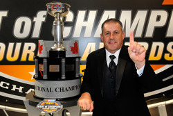NASCAR Canadian Tire Series champion Scott Steckly
