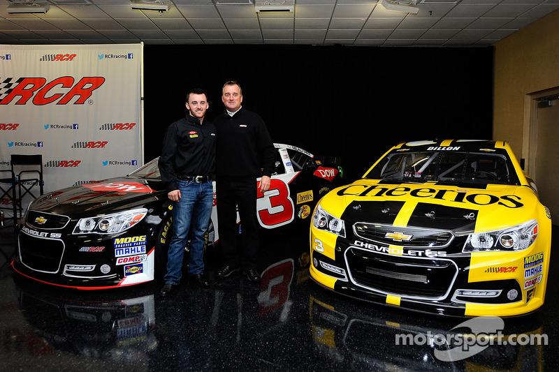 Austin Dillon en Mike Dillon