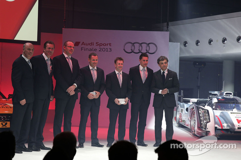 Audi presenteert de nieuwe R18 e-tron