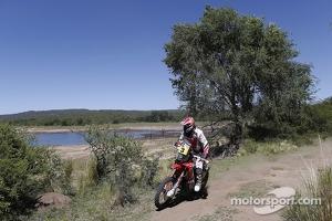 #3 Honda: Joan Barreda