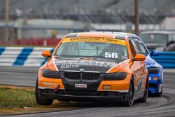 #56 Murillo Racing BMW 328i: Jeff Mosing, Eric Foss