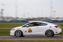 #44 CRG - I Do Borrow Honda Civic Si: Sarah Cattaneo, Owen Trinkler