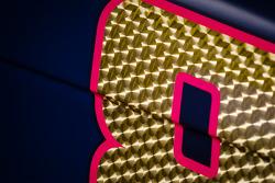 Number detail on the Dale Earnhardt Jr., Hendrick Motorsports Chevrolet