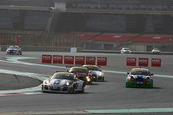 #9 Crubilé Sport 保时捷 997 GT3 R: 弗朗索瓦·佩罗多, 塞巴斯蒂安·克吕比莱, 艾曼纽尔·科拉尔, 马蒂厄·瓦西维耶尔