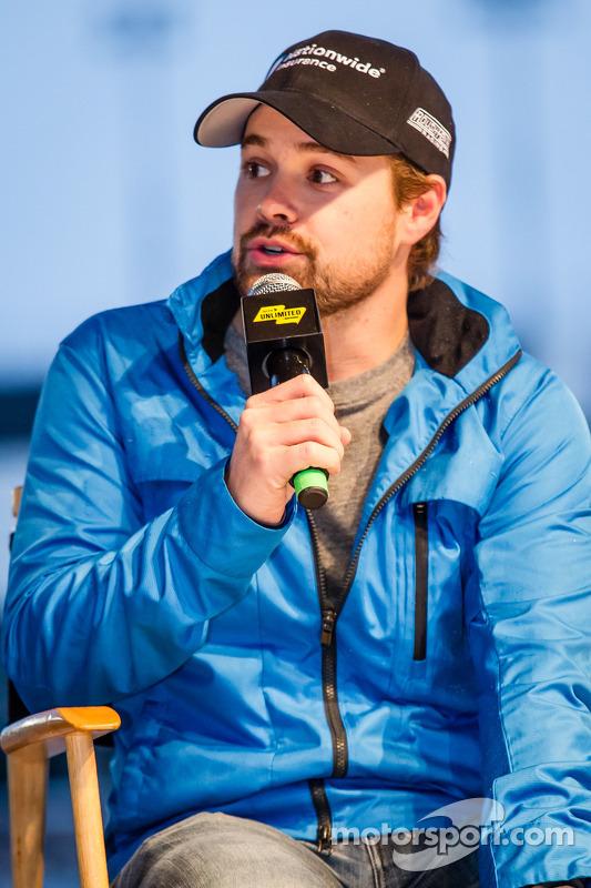 Pilot forum: Ricky Stenhouse Jr., Roush Fenway Racing Ford