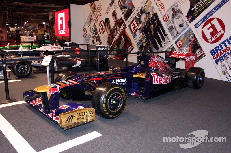 Carro Toro Rosso F1