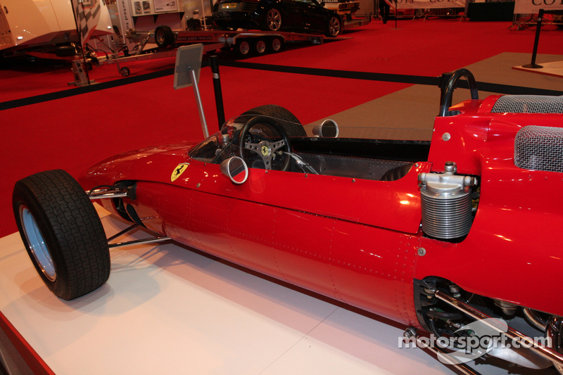 John Surtees Display, Ferrari F1
