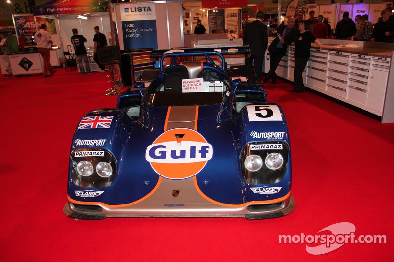 Auto vintage di Le Mans
