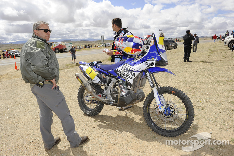 #1 Yamaha: Cyril Despres