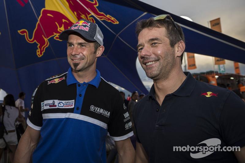Sébastien Loeb e Cyril Despres