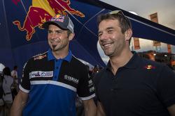 Sébastien Loeb and Cyril Despres