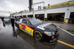 Car of Michael Annett, Tommy Baldwin Racing Chevrolet