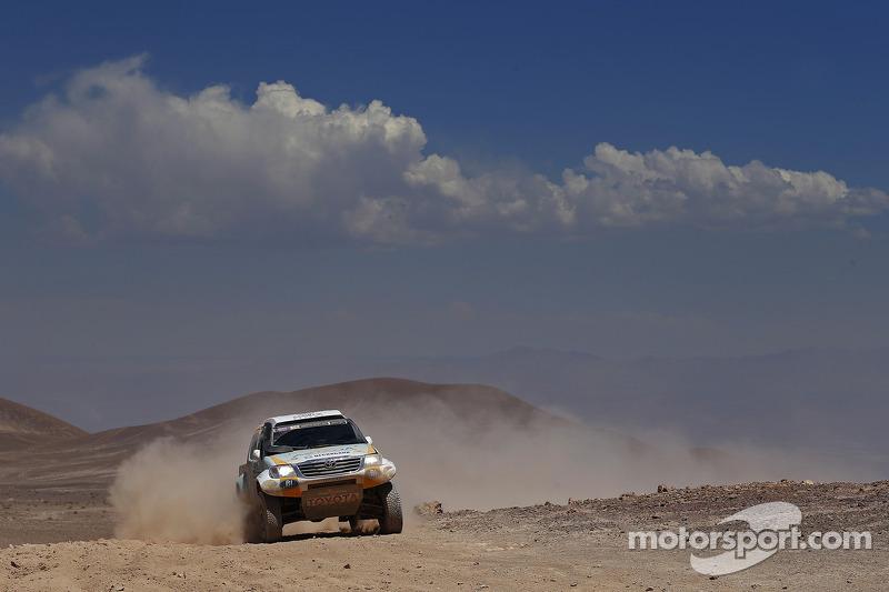 #342 Toyota: Aidyn Rakhimbayev, Vladimir Demyanenko