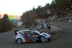 Francois Delecour e Dominique Savignoni, Ford Fiesta WRC