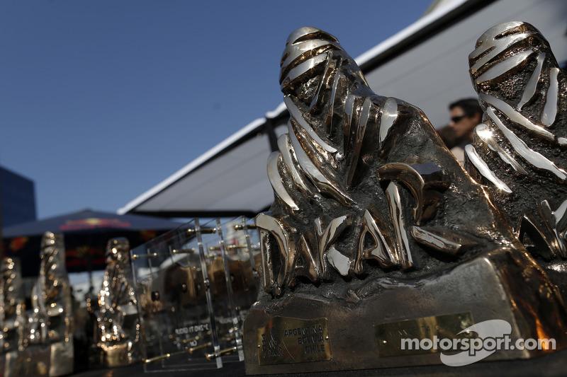 Dakar kupaları