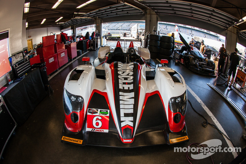#6 Pickett Racing ORECA 日产