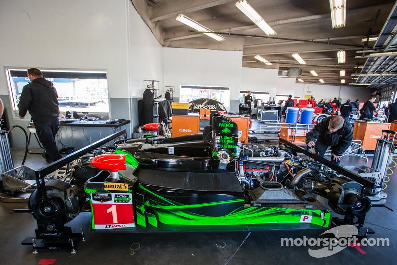 #1 Extreme Speed Motorsports HPD ARX-03b Honda