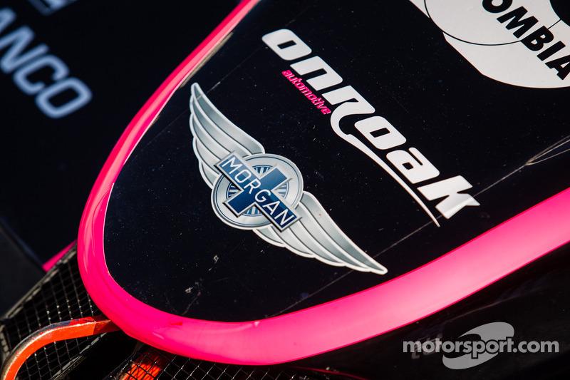 #42 OAK Racing 摩根 日产 细节