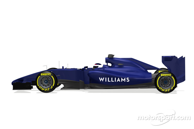 Yeni Williams F1 FW36