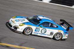 #19 Muehlner Motorsports Amerika Porsche 911 GT Amerika: Randy Pobst, Jim Michaelian, Bob Doyle, Robert Gewirtz, Mark Kvamme
