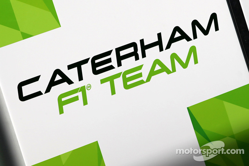Caterham F1 Team new logo