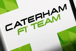 Caterham F1 Takımı yeni logo