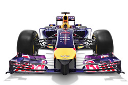 Der neue Red Bull Racing RB10