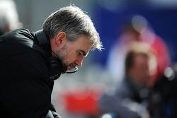 Adam Cooper, assessor de imprensa da McLaren
