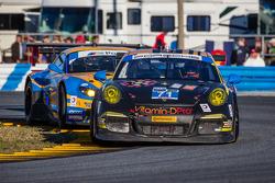 #71 Park Place Motorsports Porsche 911 GT Amerika: Jim Norman, Craig Stanton, Norbert Siedler, Timo Bernhard