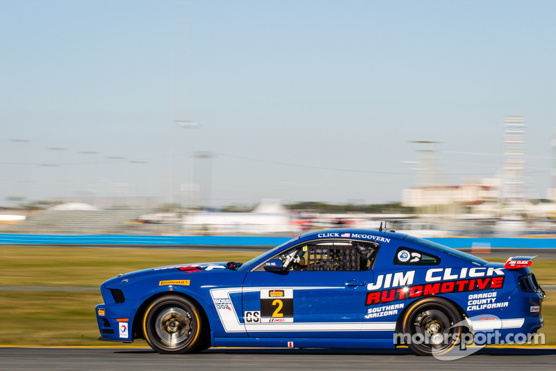 #2 Jim Click Racing Mustang Boss 302 R: Jim Click, Mike McGovern
