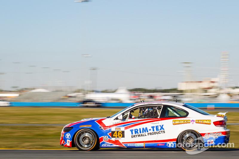 #46 Fall-Line Motorsports 宝马 M3: 特伦特·欣德曼, 约翰·爱德华兹