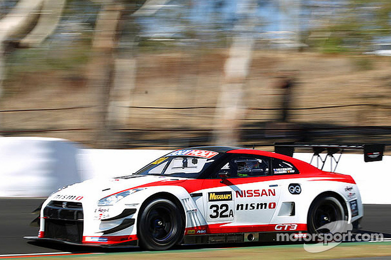 #32 NISMO Athlete Global Team GT-R NISMO GT3: Rick Kelly, Katsumasa Cylo, 阿历克斯·本库姆, 沃尔夫冈·赖普