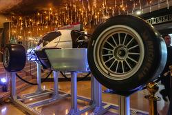 The cutaway Audi R18