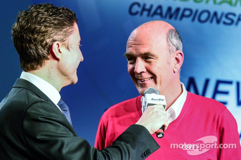 Responsabile della Audi Sport Dr. Wolfgang Ullrich