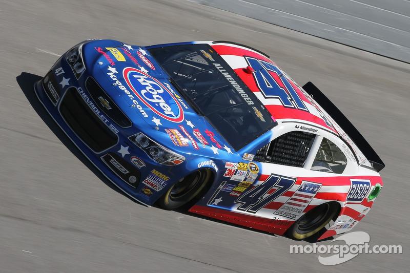 AJ Allmendinger, Chevrolet