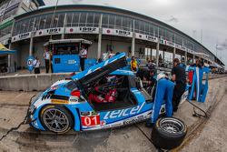 #01 Chip Ganassi Racing Riley DP Ford EcoBoost: Scott Pruett, Memo Rojas, Scott Dixon