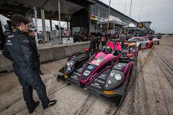 #42 OAK Racing Morgan Nissan: Olivier Pla, Gustavo Yacaman, Alex Brundle