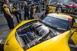 #3 Corvette Racing Chevrolet Corvette C7.R engine