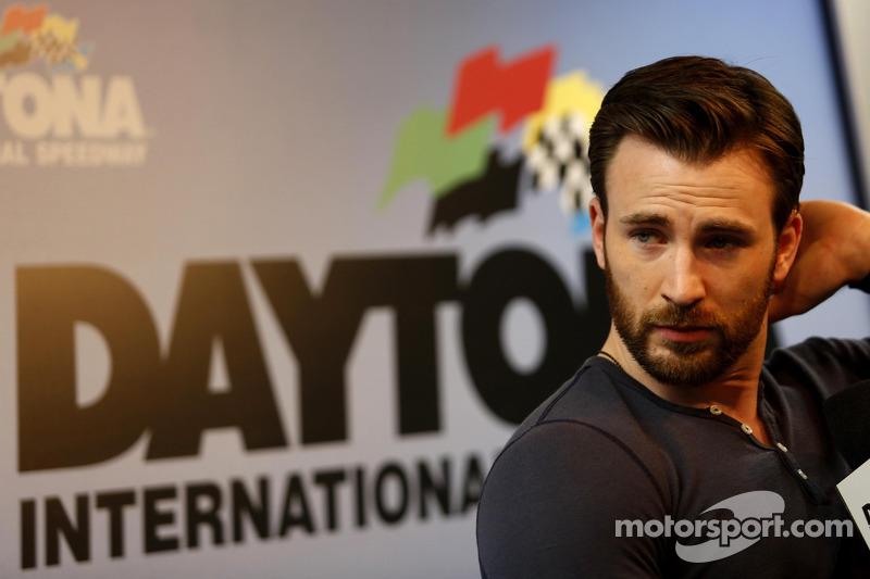 Chris Evans, Grand Marshal