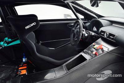 Lexus RC F GT3 unveil
