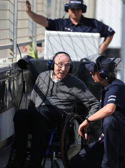 Sir Franck Williams, Williams F1 Team owner