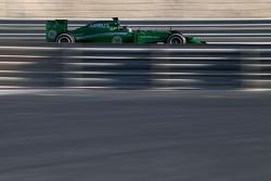 Kamui Kobayashi, Caterham F1 Team