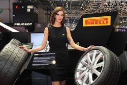 Pirelli Stand