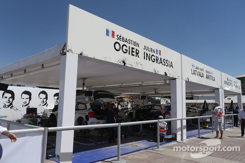 Volkswagen team area