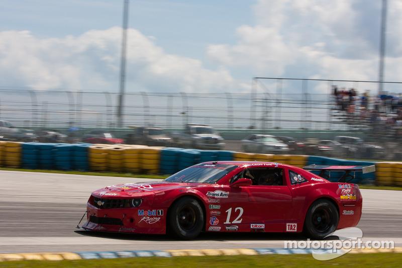 #12 Miller Racing 雪佛兰 科迈罗: 杰夫·费恩