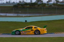 #86 Roadracepart.com/Baucom Motorsports 福特 野马: 约翰·鲍科姆