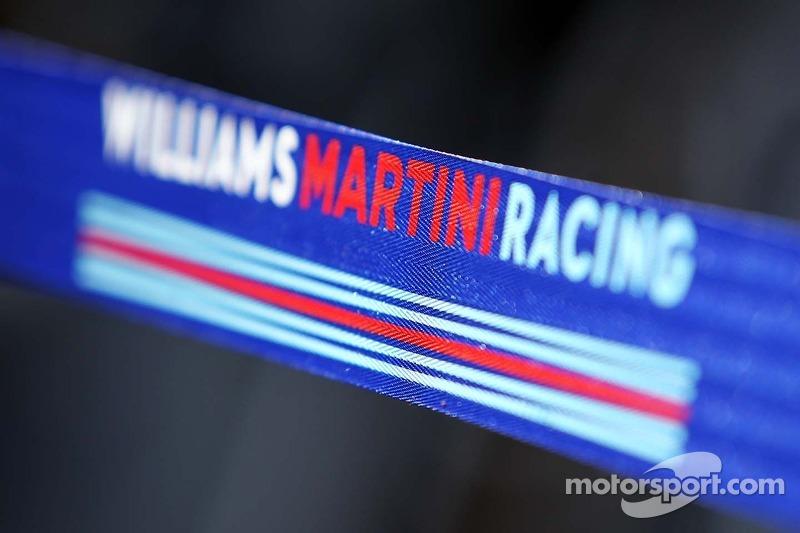 Williams Martini Racing logo.