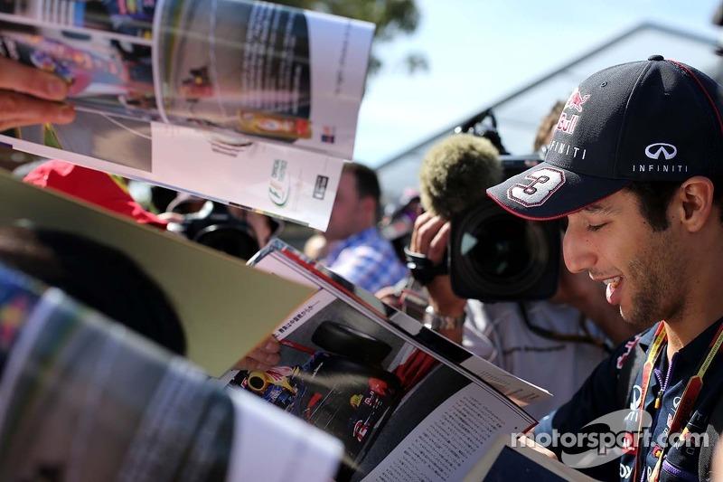 Daniel Ricciardo, Red Bull Racing 13
